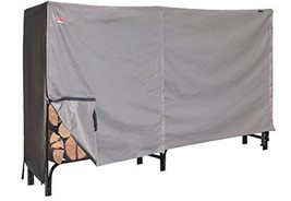 BroilPro Accessories Log Cover 4' 8', Brown - $41.66