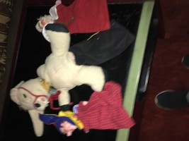 vintage puppets  - $45.05