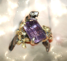 HAUNTED SNAKE RING ULTIMATE DEFENSE & PROTECTIONS HIGHEST LIGHT OOAK MAGICK - $4,360.31
