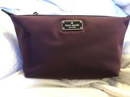 Kate Spade Wilson Road Jodi Cosmetic Case Nylon Pouch MSRP $69 + GIFT RE... - $44.54