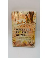 Where the Red Fern Grows Wilson Rawls 1961 classic first edition book 1s... - $189.05
