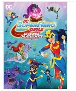 DC Super Hero Girls - Legends Of Atlantis Original Movie SEALED! - FREE ... - $6.19