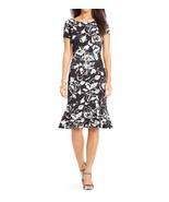 NWT WOMEN Lauren Ralph Lauren Floral Peplum Dress  size XS $150 - $42.56