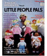 LITTLE PEOPLE PALS by Xavier Roberts © 1982 with Making Dolls Instructions - $9.99