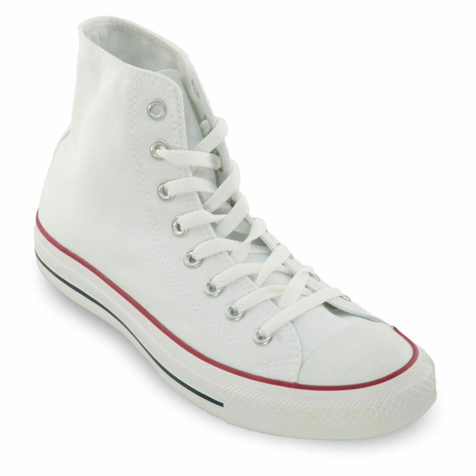 a5b1b3ad76a 57. 57. Previous. Converse Women Shoes Chuck Taylor All Star HiTop Flat  Canvas Sneaker Optic White