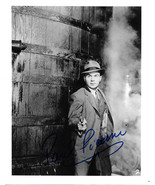 Paul Picerni as Lee Hobson on The Untouchables TV Autographed 8 x 10 Pic... - $24.09
