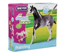My Dream Horse  Paint Your Own Horse Activity Kit Arabian & Thoroughbred 4114<> - $21.28