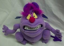 "Vintage 1996 Mattel Disney HERCULES PAIN PURPLE IMP DEMON 8"" Plush Stuff... - $24.74"