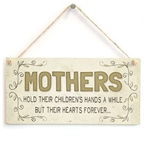 Meijiafei Mothers hold their children's hands a while but their hearts forever.. - $12.86
