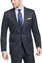 Brooks Brothers Navy Blue Fitzgerald Fit Wool Full Canvas Blazer Sz 36R ... - $197.99