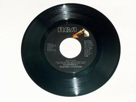 45 RPM Elvis Presley Solitario, Are You Sincera 1979 Rca Record PB-11533... - $14.87