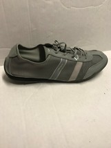 DKNY Women's Shoes Gray Mesh and Rubber Sneakers Size 10 - $40.39