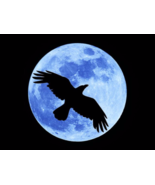 HAUNTED MAR 1ST FULL COVEN CROW MOON CEREMONY MAGICK W/ JEWELRY Witch Ca... - $112.77