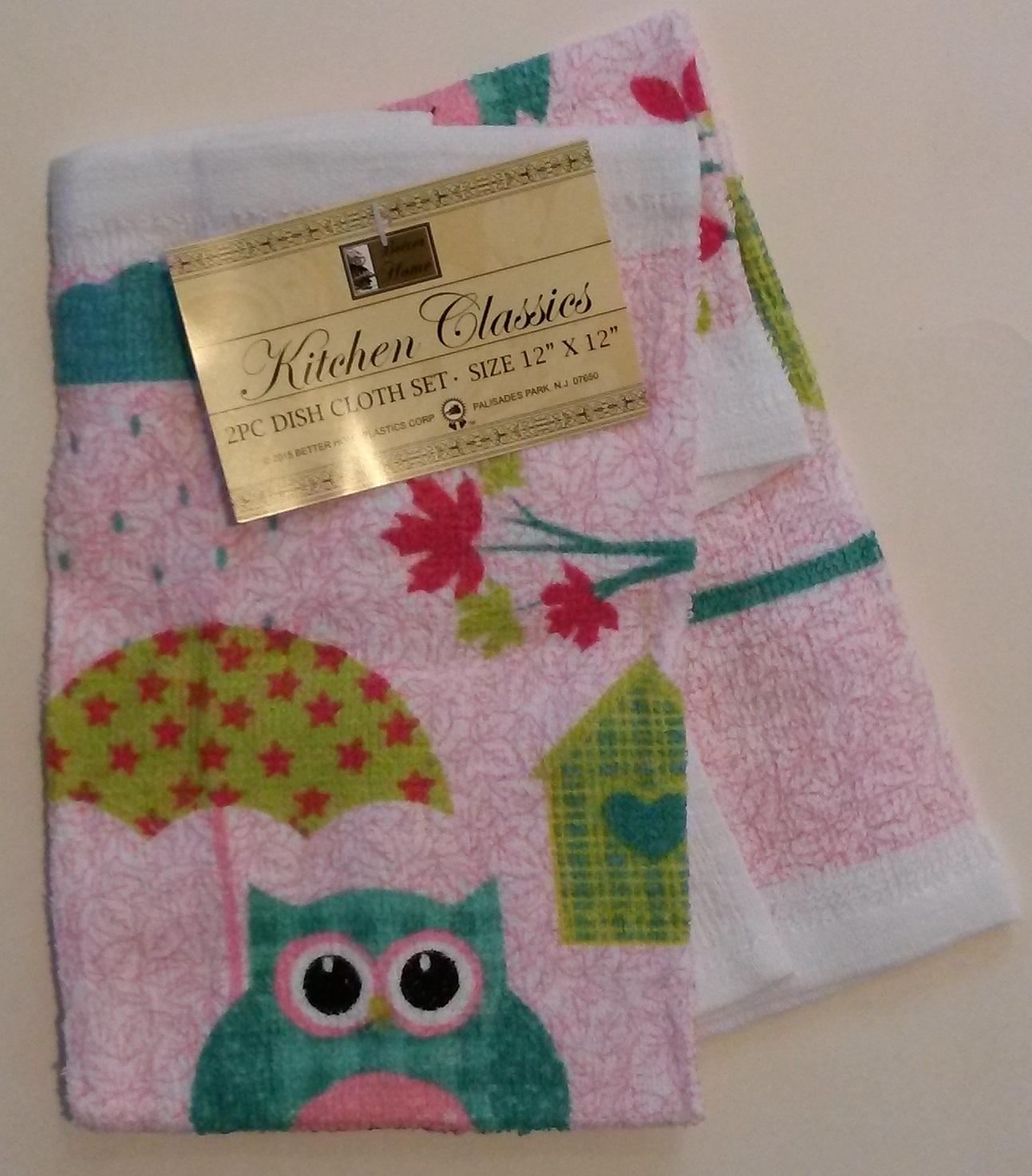 Owl kitchenset turquoise 2