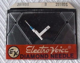 Vintage NOS Electro-Voice Record Player Turntable Needle Cartridge 2918D... - $5.86