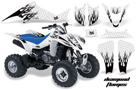 AMR Racing Suzuki LTZ 400 ATV Graphic Kit Wrap Quad Decals 2003-2008 DFL... - $169.95