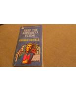 Vintage PB Keep the Aspidistra Flying by George Orwell Harbrace Library ... - $3.79