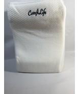ComfiLife Orthopedic Knee Pillow for Sciatica Relief, Back Pain, Leg Pain Etc - $21.34