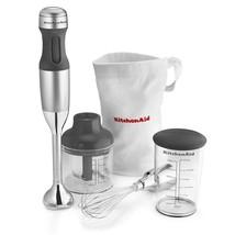 KitchenAid KHB2351CU 3-Speed Immersion Blender,... - $108.89