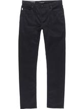Element E02 Colour Slim Fit Jeans in Flint Black - $71.91