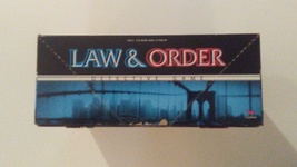 Law & Order Detective Board Game Pre Owned COMPLETE - $10.00
