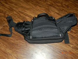 OGIO(ABSOLUT) Sieze Black Waist Lumbar Fanny Pack - Travel Bum Bag - - $32.99
