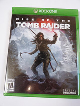 Rise Of The Tomb Raider Xbox One game  from Private collection - $24.75