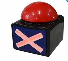 DAFEN Game Answer Buzzer 2 Pcs, Game Buzzer Alarm Sound Play Button with Light T image 3