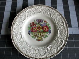 "Wedgwood England Patrician Windermere Salad Plat E - 8 1/4"" - $4.89"