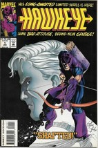 Hawkeye Comic Book Second Series #1 Marvel Comics 1994 FINE+ - $2.75