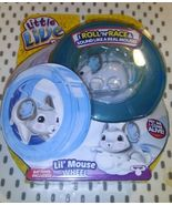 Little Live Pets Mouse Wheel Wonder Wings Playset - $17.99