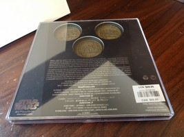 Disney Collector Star Wars Saga Coin Set Series 1 – Limited Series-NEW-F... - $33.75