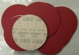 """Diablo 2610017892 50 Pack U-Sand Hook & Lock 6"""" 60 Grit Sanding Discs - $11.88"""