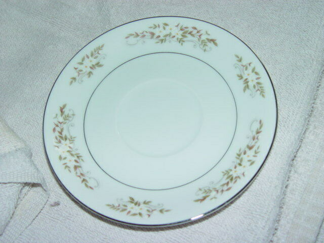 326 Springtime by International Silver Fine China Saucer - $10.00
