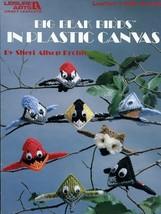 Big Beak Birds 8 Designs Plastic Canvas PATTERN/INSTRUCTIONS - $7.17