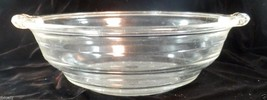 MCM Glasbake Bowl marked 55  Vintage Kitchen Retro  - $9.49