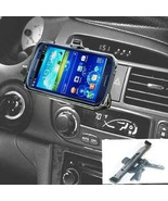 Air Vent Car Mount holder Cradle for Galaxy Note 2 II N7100 - $6.85