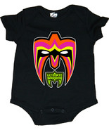 The Ultimate Warrior WWE Baby Creeper/Bodysuits - $19.79