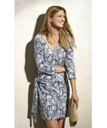 Tommy Bahama Heather Sands Tropical Floral Print Tie Waist Dress Sz S Sm... - £31.34 GBP