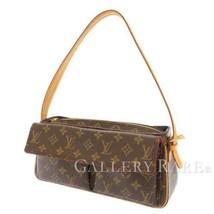LOUIS VUITTON Viva Cite MM Monogram Canvas Shoulder Bag M51164 France Au... - $687.10