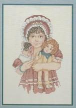 Jan Hagara's-Cross Stitch Leaflet Pattern-Lydia-2 Ply DMC Floss - $8.56