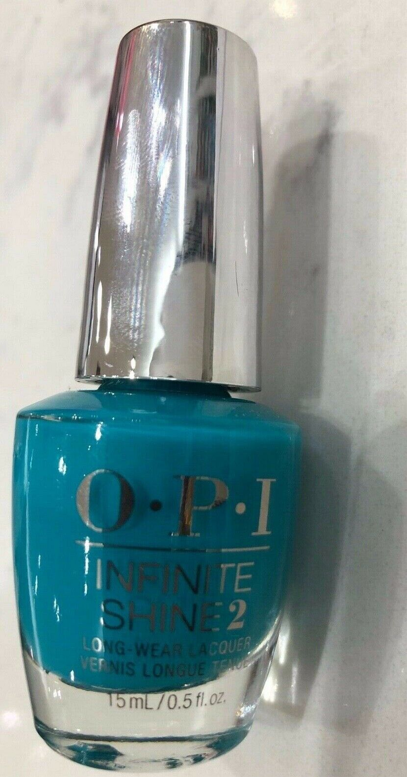 Primary image for OPI Infinite Shine NEON Collection DANCE PARTY 'TEAL DAWN