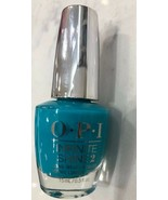 OPI Infinite Shine NEON Collection DANCE PARTY 'TEAL DAWN - $8.99