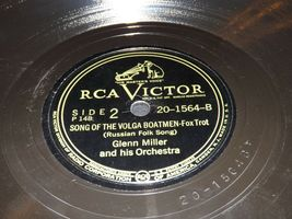 1949 RCA Victor Glenn Miller Masterpieces Records Vol II P 189 AA19-1603 Vintage image 4