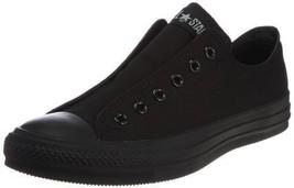 CONVERSE Sneaker All Star SLIP III OX AS SLP 3 OX 1C453 Black Monochrome... - $119.20