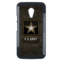 U.S. Army Motorola Moto E 2nd case Customized premium plastic phone case... - $11.87