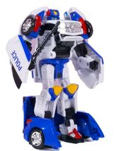 Hello Carbot Fron Police X Transformation Action Figure Toy image 5