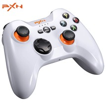 PXN - 9613 Wireless Bluetooth Game Controller(WHITE) - $35.21