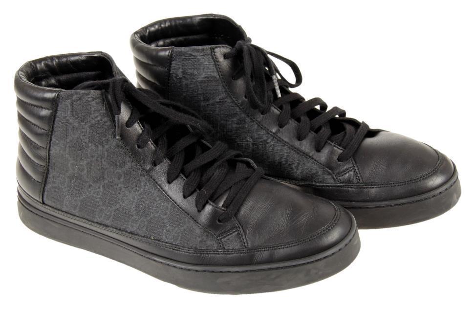 Gucci Men S Supreme Gg High Top Sneaker and 50 similar items 1de7169c4d51
