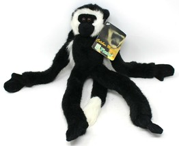 """Fiesta Hanging Monkey 17""""  Plush Colobus Monkey  from 2000 With Tag - $8.59"""